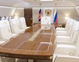 Chuyên cơ mới của Tổng thống Nga
