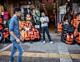 Thế giới buôn người di cư ở Thổ Nhĩ Kỳ