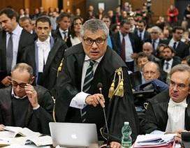 """Những mắt xích quan trọng trong phiên tòa xét xử """"mafia thủ đô"""" ở Italia"""