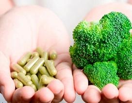 """Dược phẩm và thực phẩm có thể """"đá"""" nhau"""