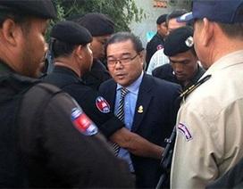 Campuchia giải thích về việc bắt Thượng nghị sỹ đối lập