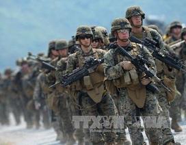 Lo ngại về đề xuất đưa bộ binh đến Iraq, Syria của Mỹ