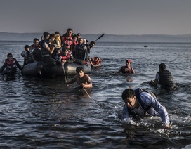 Đảo Hy Lạp hết chỗ chôn vì quá tải xác người tị nạn
