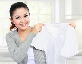 Áo trắng tinh, thêm tự tin cho cả nhà
