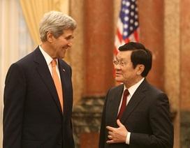 Chuyến thăm Việt Nam thứ 2 của Ngoại trưởng Mỹ John Kerry
