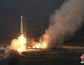 Trung Quốc phóng thành công tên lửa đẩy mang tới 20 vệ tinh