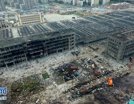 Bộ Ngoại giao Việt Nam điện thăm hỏi vụ nổ cảng Thiên Tân, Trung Quốc