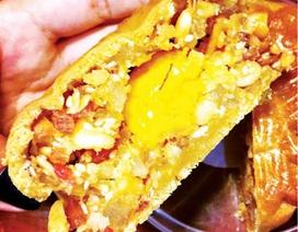 Ma trận nguyên liệu bánh Trung thu