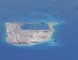 Giới chuyên gia: Trung Quốc tiếp tục bồi đắp đảo nhân tạo ở Biển Đông