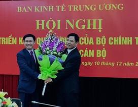 Phó Ban Kinh tế T.Ư làm Thứ trưởng thường trực Bộ NN&PTNT