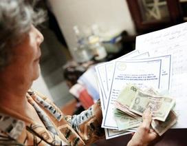 Hai phương án tăng lương hưu từ năm 2016