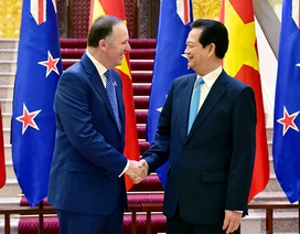 Việt Nam - New Zealand ký kết 4 hiệp định thương mại song phương