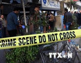 Ai Cập xác định nguyên nhân vụ tấn công khiến 16 người thiệt mạng