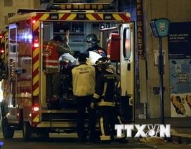 Pháp công bố số nạn nhân người nước ngoài tử vong trong vụ khủng bố