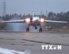 Máy bay chiến đấu Nga thả 24 quả bom diễn tập ở Viễn Đông