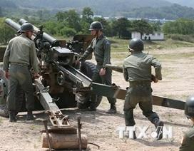 Hàn Quốc sẵn sàng đáp trả Triều Tiên kể cả xung đột quân sự