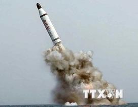Triều Tiên công khai tái xác nhận sẽ phóng tên lửa đạn đạo