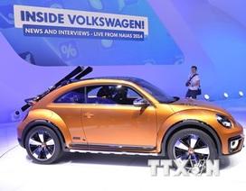 Cổ phiếu Volkswagen lao dốc kỷ lục, mất 12 tỷ euro sau vụ khí thải