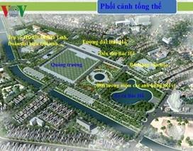 Sơn La: Sẽ xin ý kiến nhân dân về quy hoạch Quảng trường Tây Bắc