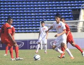 U19 Việt Nam đánh bại Đông Timor ở trận ra quân