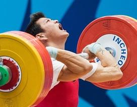 Cử tạ Việt Nam có 3 suất tham dự Olympic 2016