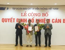 VNPT Vinaphone có Chủ tịch, Tổng Giám đốc mới