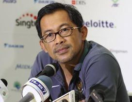 HLV U23 Indonesia khen ngợi U23 Việt Nam