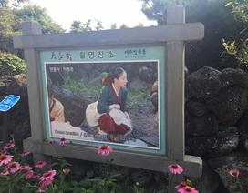 """Tới nơi """"Nàng Dea Jang Geum"""" nổi tiếng đã… diễn"""