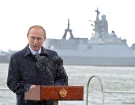 Lệnh cấm vận từ phương Tây cản bước phát triển của Hải quân Nga