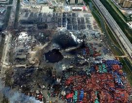Lại xảy ra các đám cháy mới tại hiện trường vụ nổ Thiên Tân
