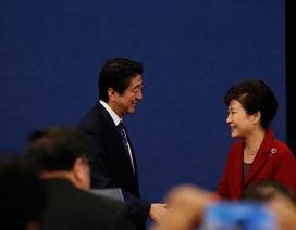Nhật đề nghị Mỹ, Hàn hợp tác duy trì hòa bình trên Biển Đông