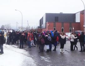 Canada đóng cửa 64 trường học vì đe dọa đánh bom