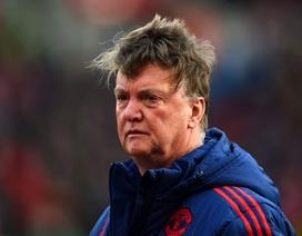 """Van Gaal đứng trước """"trận đấu cuối"""" với Man Utd"""