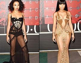 """Những """"sao"""" mặc đẹp nhất trên thảm đỏ VMA"""