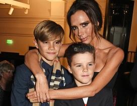 Victoria Beckham tự hào đưa hai con trai cưng dự tiệc