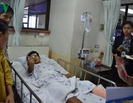 Vụ nổ bom Thái Lan: Nạn nhân người Việt văng xa 2-3m, phải mổ chân