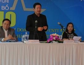 Chính thức công bố 40 doanh nghiệp CNTT hàng đầu Việt Nam