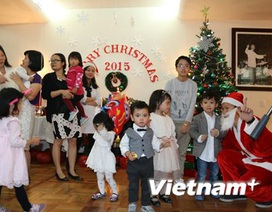 Người Việt tại Mexico tổ chức đón Giáng sinh và Năm Mới