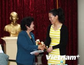 Người Việt tại Australia chung tay góp sức vì Hoàng Sa, Trường Sa