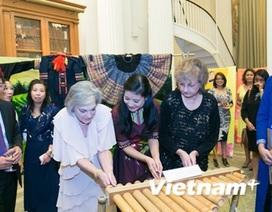 """Ấn tượng Đêm văn hóa """"Sắc màu Việt Nam"""" tại New York"""