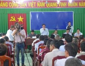 Vụ thu hồi hàng ngàn ha đất: Sẽ kiến nghị Chính phủ thành lập đoàn thanh tra liên ngành