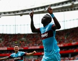 Arsenal 0-2 West Ham: Địa chấn ở Emirates
