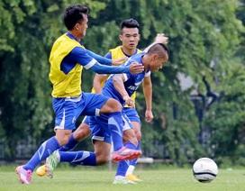 Đội tuyển Việt Nam chia tay Xuân Thành trước trận gặp Thái Lan