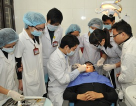 Bệnh viện lớn: Chỉ tuyển sinh viên tốt nghiệp trường uy tín