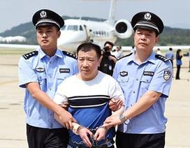 Mỹ trục xuất đối tượng bị Trung Quốc truy nã về tội tham nhũng
