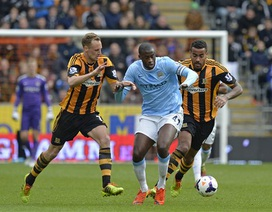 Man City rộng cửa vào bán kết League Cup