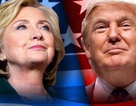 Kết quả chung cuộc bầu cử tổng thống Mỹ 2016