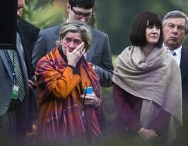 Nhân viên Nhà Trắng bật khóc khi ông Obama phát biểu sau bầu cử