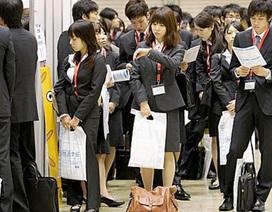 """Giới trẻ Nhật """"tham việc"""" nhất thế giới"""