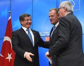 """Khi Thổ Nhĩ Kỳ đòi châu Âu """"trả tiền chuộc"""" trong vấn đề người di cư"""